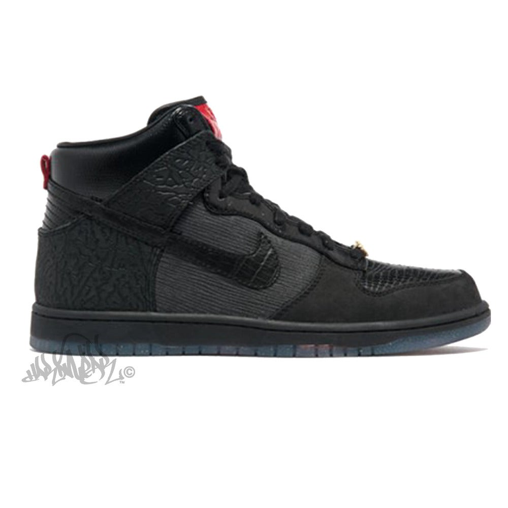 Image of NIKE DUNK HIGH PREMIUM QS - 503766 001