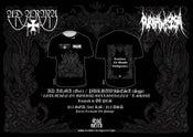 Image of Purbawisesa / Ad Arma - Coalition Ov Morbid Belligerence T-Shirts