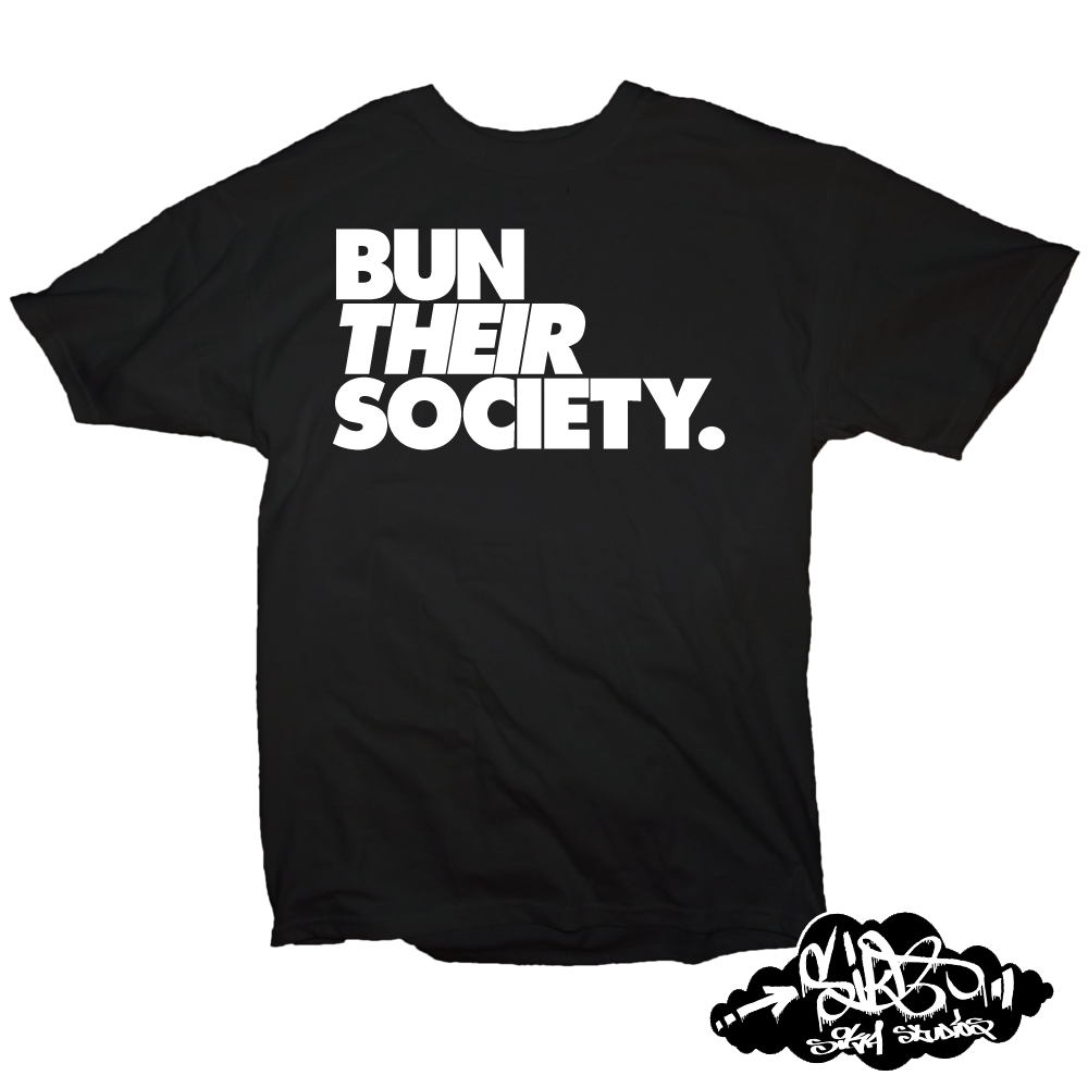 Image of BUN THEIR SOCIETY