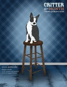 Image of Critter of the Month Boston Terrier Poster