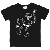 Image of Runaway Robot Toddler Tee