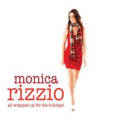 "Image of Monica Rizzio ""All Wrapped Up For The Holidays"" Poster"