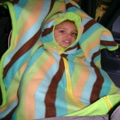 Image of Car-Safe CarSeat Poncho