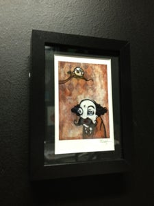 Image of Out On A Limb - Framed Print