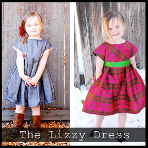 Image of The Lizzy Dress Pattern