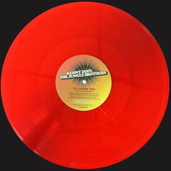 Image of JUNGLE BROTHERS-L.E. ONLY 100 PRESSED