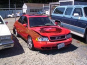 Image of 1997 AUDI 4-Door Sedan - USED