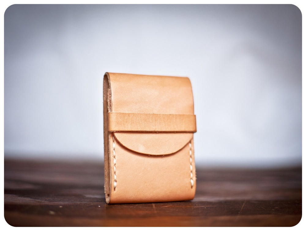 Image of FisherMan's Wallet - Natural Tan