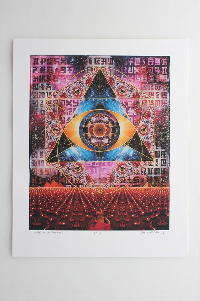 Image of CoSM All Seeing Eye - Large