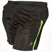 Image of Black Tennis Shorts
