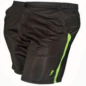 Image of Black Tennis Shorts