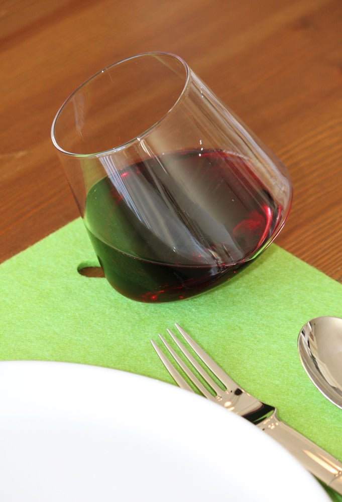 Image of Cupa-Place Green Placemats