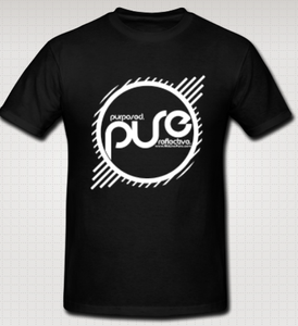 Image of PURE-Purposed Reflective Tee
