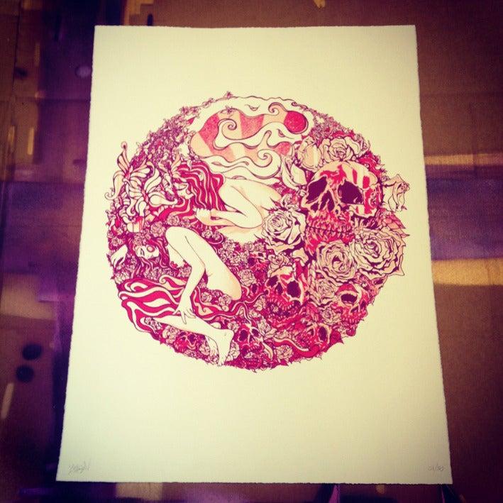 Image of The Last Summer Of Love (art print)