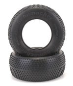 Image of U6767 - Short Course Tyre - Mini Pin - Yellow
