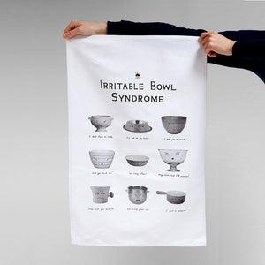 Image of Irritable Bowl Syndrome — Tea Towel