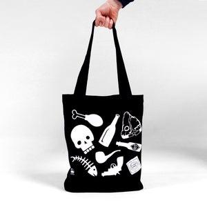 Image of Man Bag Tote