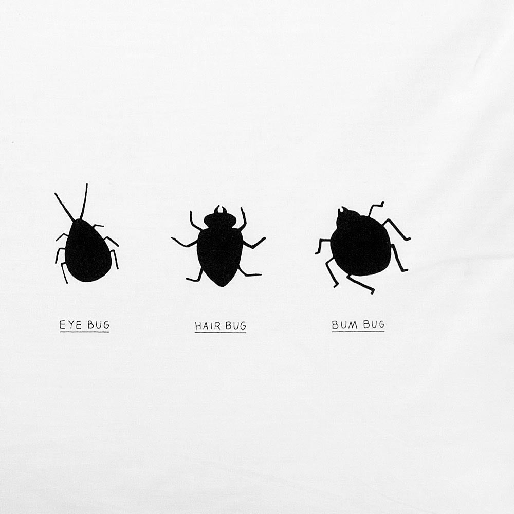 Image of Know Your Bed Bugs — Pillowcase