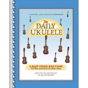 Image of The Daily Ukulele Leap Year Edition