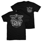 "Image of Final Drive - ""Eagle Badge"" Tee"