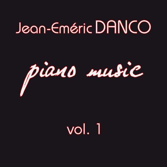 "Image of CD ""Piano Music, vol.1"" (tirage limité)"
