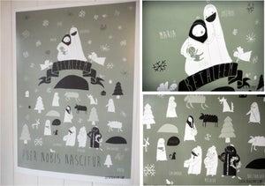 Image of Bethleem Nativity scene v2