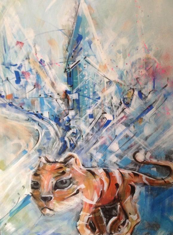 Image of Tiger Tantrum