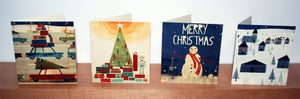 Image of Christmas Cards Set 1