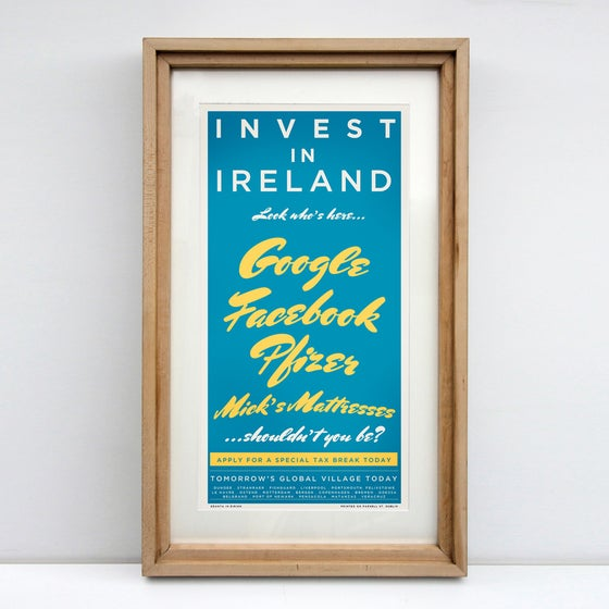 Image of COME TO IRELAND - INVEST IN IRELAND