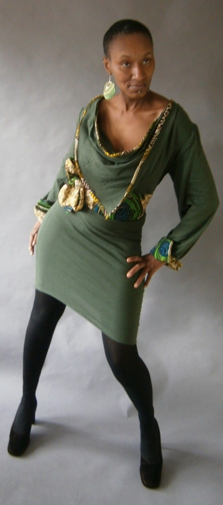 Image of Olive Chique Multi-Wear