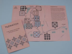 Image of TILEWATCH - Pink