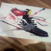 Image of Dave White AIR JORDAN 1