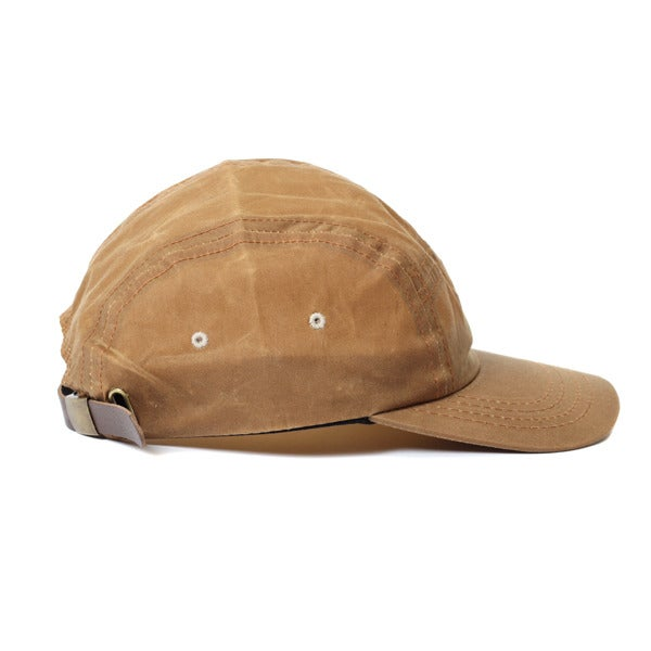 Image of Archival Trail Cap • Waxed Tan