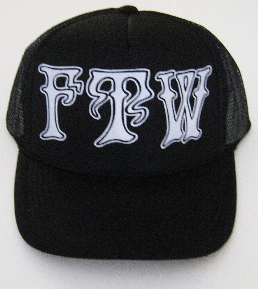 Image of FTW-DIRTBAG TRUCKER CAP