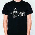 Image of Pigeon Camera T-Shirt