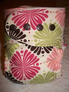 Image of Custom Hybrid Fitted Diaper