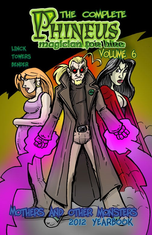 Image of The Complete Phineus Volume 6