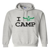 Image of I Love Camp Hoody - UNISEX