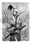 Image of usagi yojimbo.