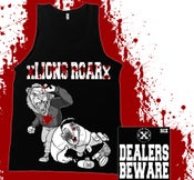 """Image of xLions Roarx """"Dealers Beware"""" shirt or tank top"""