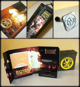 Image of FIGHT CLUB - Basic Training Supply Kit