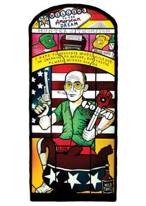 Image of Hunter S Thompson