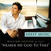 Image of Nearer My God To Thee - sheet music (digital download)