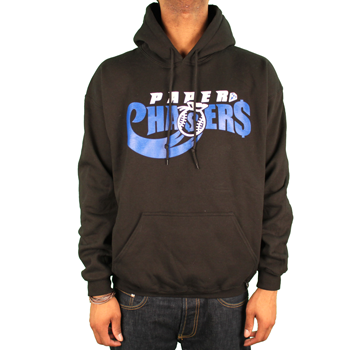 Image of Paper Chasers Hoodies (Blk/Ryl)