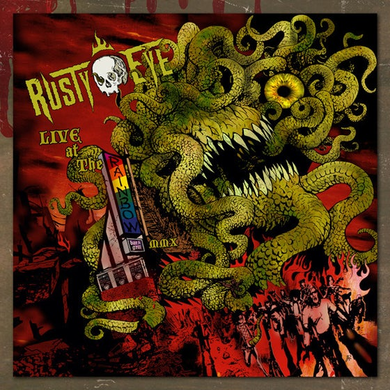Image of Live at The Rainbow MMX [2010] CD