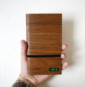Image of Killer Woodgrain Planner