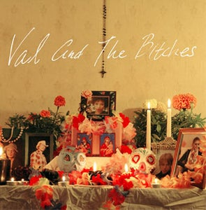 Image of CD - Val and The Bitches