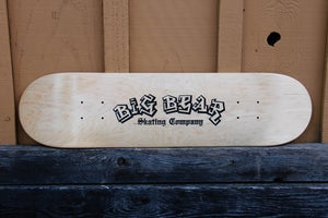 Image of Personalized CNC Routed Skateboard Deck
