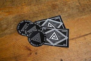Image of Albion Sticker Bundle