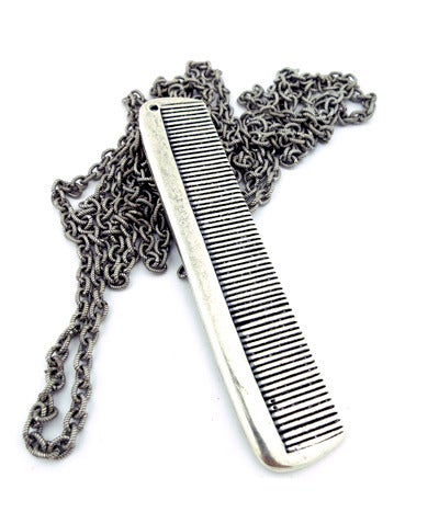 Image of MKTPRICE Oversized Comb Pendant